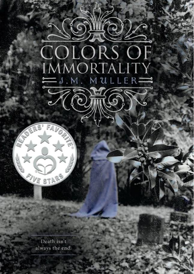 Colors of Immortality Award